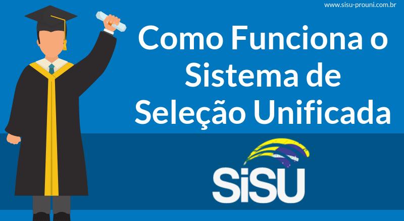 Como Funciona o SISU - Sistema de Seleção Unificada