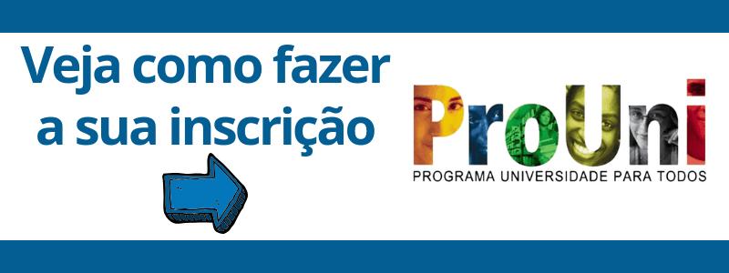 Inscrições Prouni 2019 - Bolsas Prouni